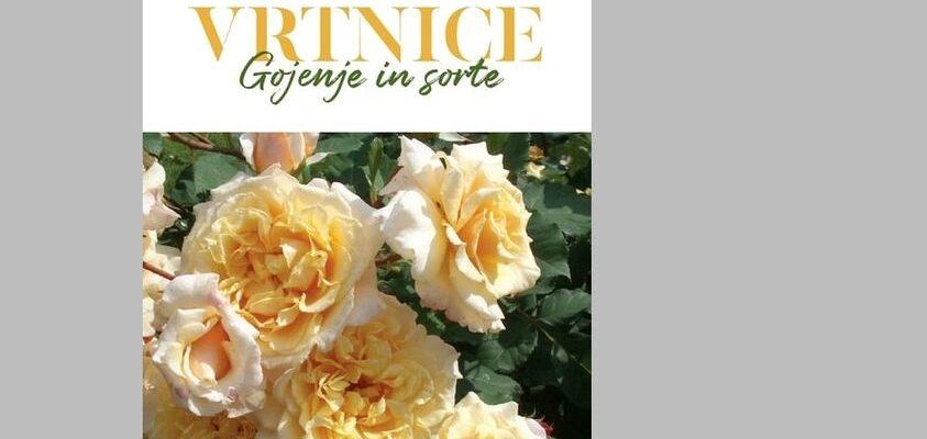 Knjiga o vrtnarjenju z vrtnicami je natisnjena